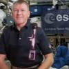 Астронавт Тим Пик ошибся номером, позвонив изкосмоса