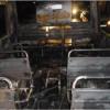 ВАрхангельской области ночью загорелись 17 автобусов