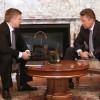 ВБерлине Коболев обсудил сМиллером условия закупки русского газа