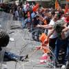 ВБейруте милиция применила водометы против демонстрантов