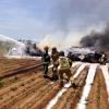 ВИспании натерриторию завода Coca-Cola упал военно-транспортный самолет