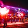 ВКиеве активисты устроили факельное шествие вчесть героев Крут