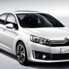 ВКитайской республике представлено новый тип седана Ситроэн C4