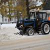 ВКостромской области данной ночью чистили снег две сотни машин