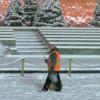 «Оранжевый» уровень угрозы объявлен в столицеРФ из-за ожидающегося снегопада