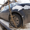 ВНовосибирске наулице Добролюбова фургон протаранил 12 авто