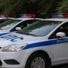 ВСочи полицейский автомобиль попал вДТП