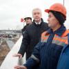 В2015г. в столице построены 32 эстакады итоннеля— Собянин