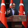 Водиночку Турция нерешит проблему сИГ— Ибрагим Калын