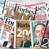 В русском списке Forbes сменился лидер