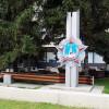 Вандалы повредили стелу «Орден Победы» вХарькове
