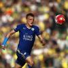 Варди забил гол вдесятом матче подряд, повторив рекорд ван Нистелроя