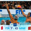 Ватерполисты Сербии в 3-й раз подряд выиграли чемпионат Европы