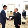 Дамаск готов к разговору намежсирийской встрече в столицеРФ — Асад