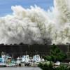 Японцам рекомендовали эвакуироваться из-за тайфуна «Гони»