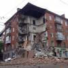 Жителям треснувшего дома наБеляева разрешили вернуться всвои квартиры