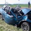 20-летний парень изВоронежской области протаранил на«девятке» стоящий фургон