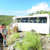 Скончался кыргызстанец, пострадавший в аварии автобуса в Турции