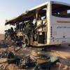 Авария туристического автобуса в Египте – 2 погибших, 7 раненых