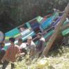 В Непале автобус с туристами сорвался в ущелье: 14 погибших, десятки раненых