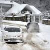 Снегопады обрушились на Турцию