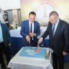 В аэропорту Херсона с размахом отпраздновали годовщину начала регулярных рейсов в Стамбул