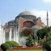 Собор Айя-София в Стамбуле включен в десятку главных туристических достопримечательностей мира