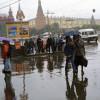Синоптики прогнозируют на понедельник рекордно высокую температуру в Москве