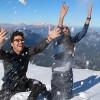 Анталия: Первый в сезоне снег на вершине Тахталы