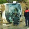 В Турции перевернулся туристический автобус, в аварии погибла гражданка Эстонии
