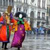 Вскоре состоится самый масштабный в Европе маскарад — Римский карнавал
