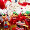 Азия готовится к приходу Китайского нового года 2016