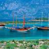 Турецкий остров Клеопатры – несравненный курорт правителей мира