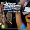 Парк развлечений Six Flags планирует совместить американские горки с виртуальной реальностью
