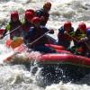 Сплав по реке Манавгат — идеальное место для рафтеров в Турции