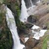 Разнообразие водопадов Капузбаши в Турции