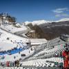 Горные склоны Сочи нынче превратились в российские Альпы
