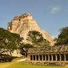 Ушмаль — древний город майя в Мексике