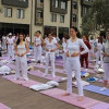 В Турции состоялся фестиваль йоги