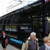 Путешественники из Франции на автобусе совершат поездку от Атлантического до Тихого океана благодаря Интуристу
