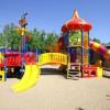 Новые детские парки и площадки в Аланье