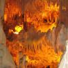 Знаменитая пещера Дамлаташ в Алании