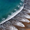 Самый загадочный пляж в Англии