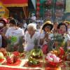 Вегетарианский фестиваль на Пхукете