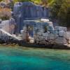 Таинственный и такой загадочный остров Кекова в Турции
