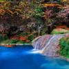 Сказочное место в Испании — бирюзовая река Навары