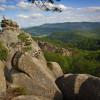 Скалы Довбуша — уникальное место в сердце Западной Украины