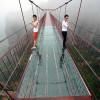 Причины закрытия стеклянного моста в Китае