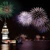 Весело встречаем Новый год 2017 в Стамбуле