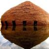 Эко Бар «Ветра и Воды» во Вьетнаме — прекрасное сооружение посреди озера